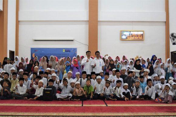 Tasyakuran HUT Indonesia Power ke 23, Perta Daya Gas Berikan Santunan Kepada Anak Yatim Piatu